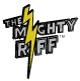 The Mighty Riff Mobile Logo